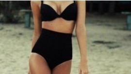 5142c6ad8a7c6 Ретро-купальники – тренд 2015 года Ретро – это то, что не выходит из моды.  Пляжный стиль не стал исключением. В этом сезоне на подиумы вернулся стиль  30-х ...