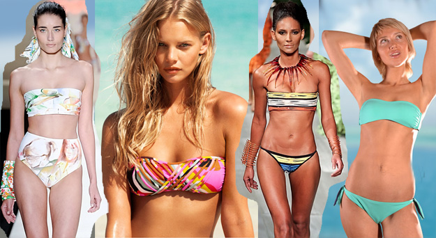 Пляжная одежда 2015: платья, туники, парео